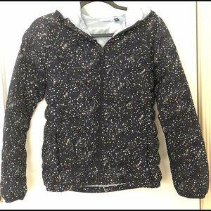 UNIQLO puffy jacket